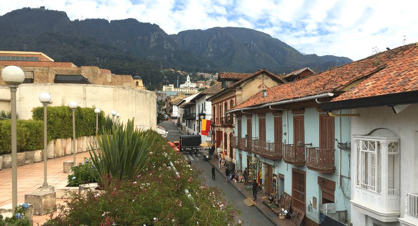 Bogotá Kolumbien - Flashpackblog - 1