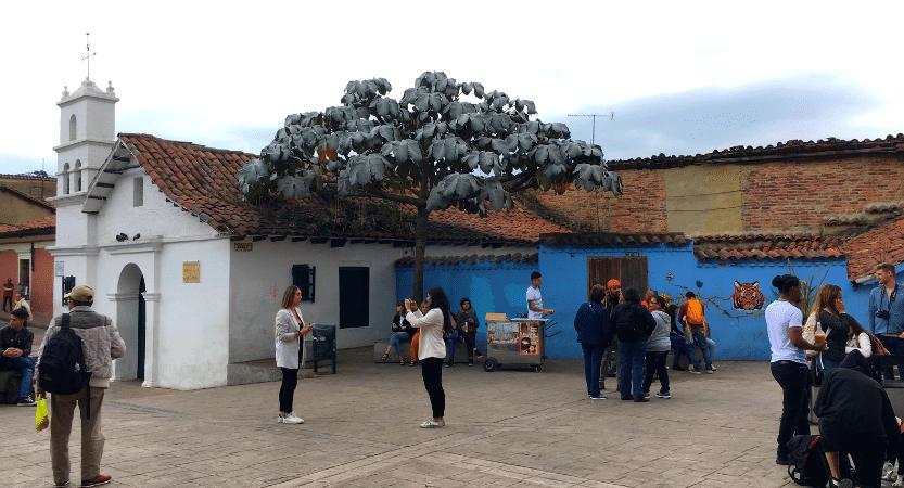 Bogotá Kolumbien - Flashpackblog - 3