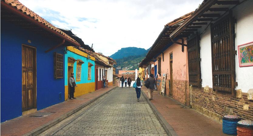 Bogotá Kolumbien - Flashpackblog - 4