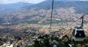 Medellin Kolumbien - Flashpackblog