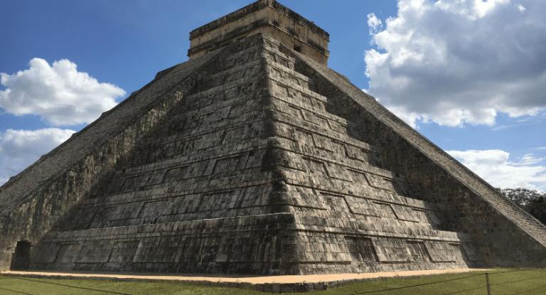 Chichén Itza Maya Ruinen