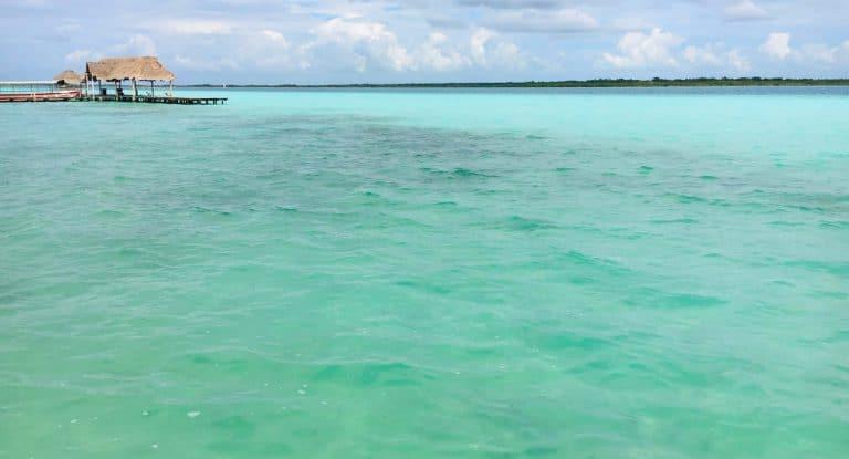 Bacalar Mexico - FLASHPACKBLOG