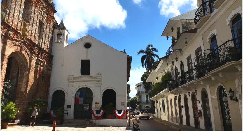Panama City Altstadt - FLASHPACKBLOG